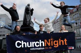 Eine ChurchNight soll den Reformationstag neu beleben