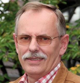 Superintendent Dieter Schütte