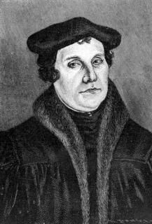 Ob Luther heute auch eine Homepage nutzen würde für seine Thesen?