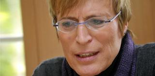 Pfarrer Spörkel heißt nun Elke-Miriam (Foto Rüdiger Dehnen, evangelisch.de)