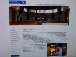 Die Kirchenkreis-Homepage