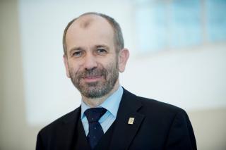 Manfred Rekowski ist seit Beginn des Jahres Präses der Evangelischen Kirche im Rheinland