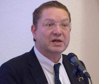 Jan von Campenhausen berichtete von den Planungen zum Reformationsjubiläum
